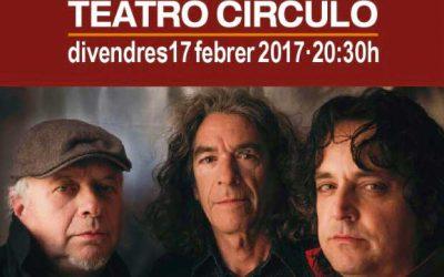 EGM en concierto 17 febrero