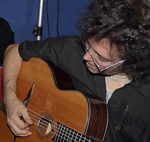 Nacho Belda Gipsy Quintet