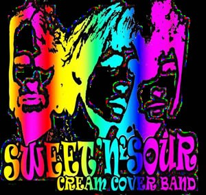 SWEET 'n' SOUR (Cream cover band)