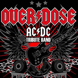 OVERDOSE- ACDC Tribute actuaran el 20 de Agosto en L´Alcora.