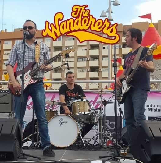 The Wanderes en Montanejos