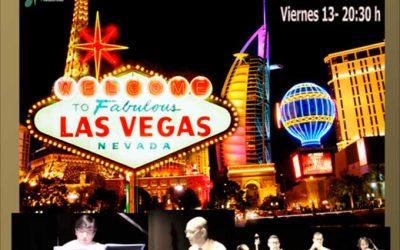 Las Vegas Jazz Band concierto viernes 12 en sala ZIRCO