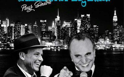 Concierto Francis Soul Jr. & Jazzbona Big Band Plays Sinatra – Sábado 2 de diciembre a las 19:30 horas – Casa de la Cultura de La Pobla de Vallbona