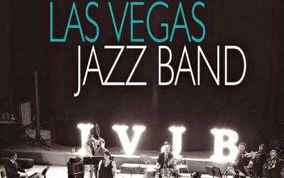 Actuación Las Vegas Jazz Band – Sábado 9 de diciembre a las 22:30 horas – Teatro Raval (Castellón)