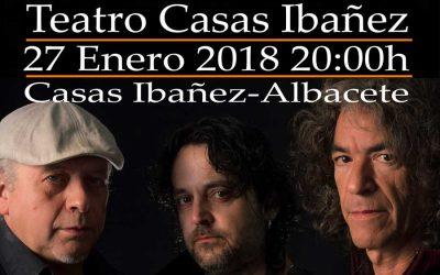 Actuación EGM – Sábado 27 de enero a las 20:00 horas – Teatro Casas Ibañez (Albacete)