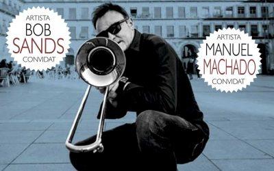Rafa M. Guillén & The Jazz Walkers Ibi (Alicante)