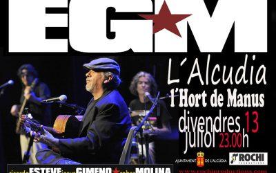 EGM L'Alcudia 13 de julio