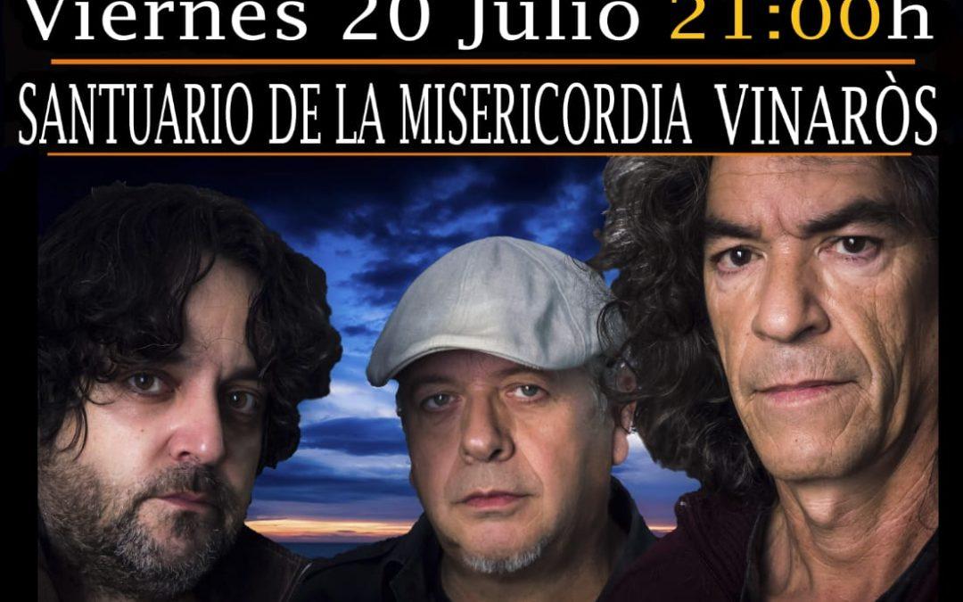 EG&M, Viernes 20 julio – Santuario de la Misericordia Vinaròs