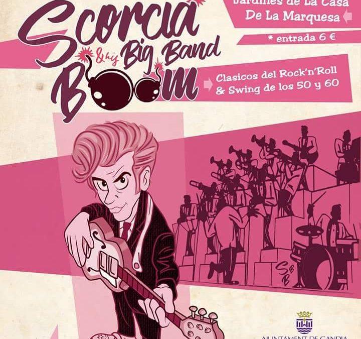 SCORCIA BIG BAND BOOM es la encargada de abrir el Festival POLISÒNIC 2018