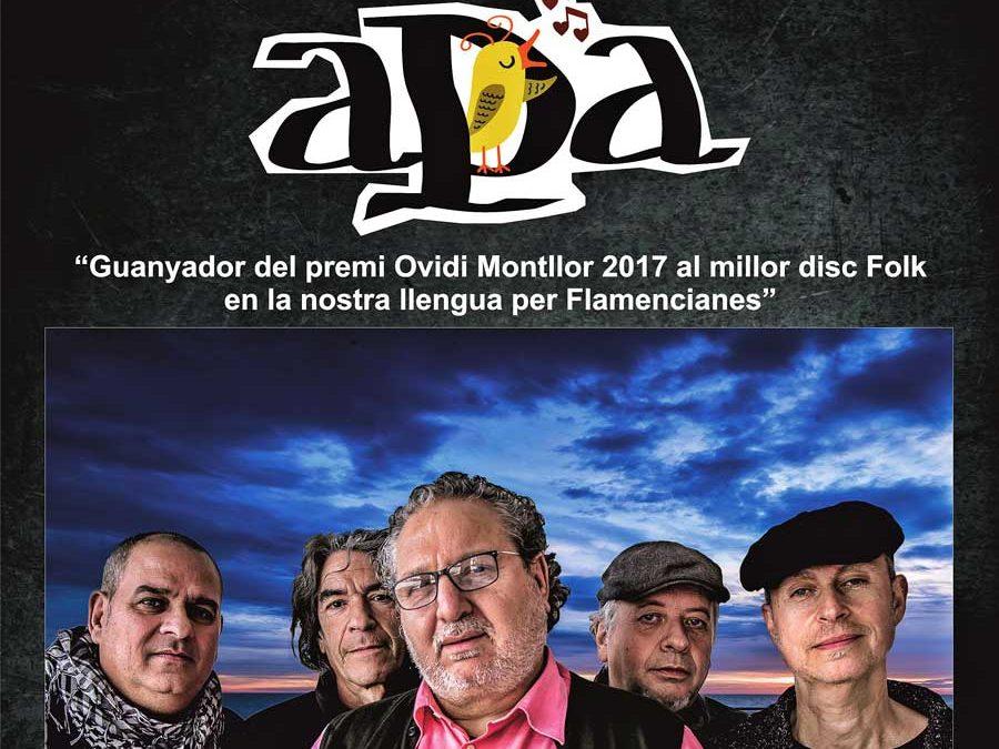 Actuación APA – Martes 14 de agosto – Plaza del Ayuntamiento