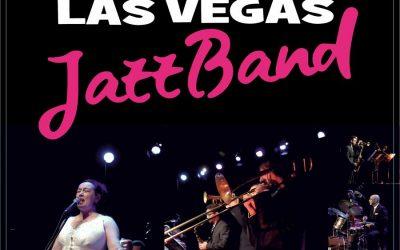 Actuación Las Vegas Jazz Band –Sábado 11 de agosto – Jardí de la Casa de Cultura, Marqués de González de Quirós (Gandía)