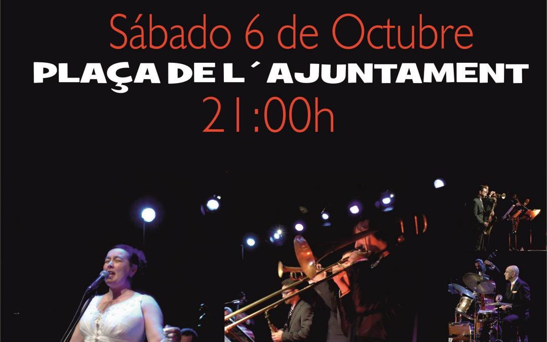 Las Vegas Jazz Band en concierto – Sábado 6 de octubre en Sueca.
