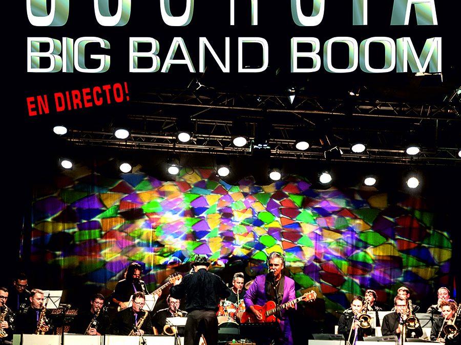 Scorcia & His Big Band Boom en concierto – Lunes 8 de octubre en Petrer.