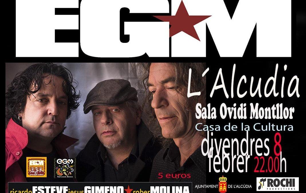 Esteve & Molina – viernes 8 de febrero en Alcudia