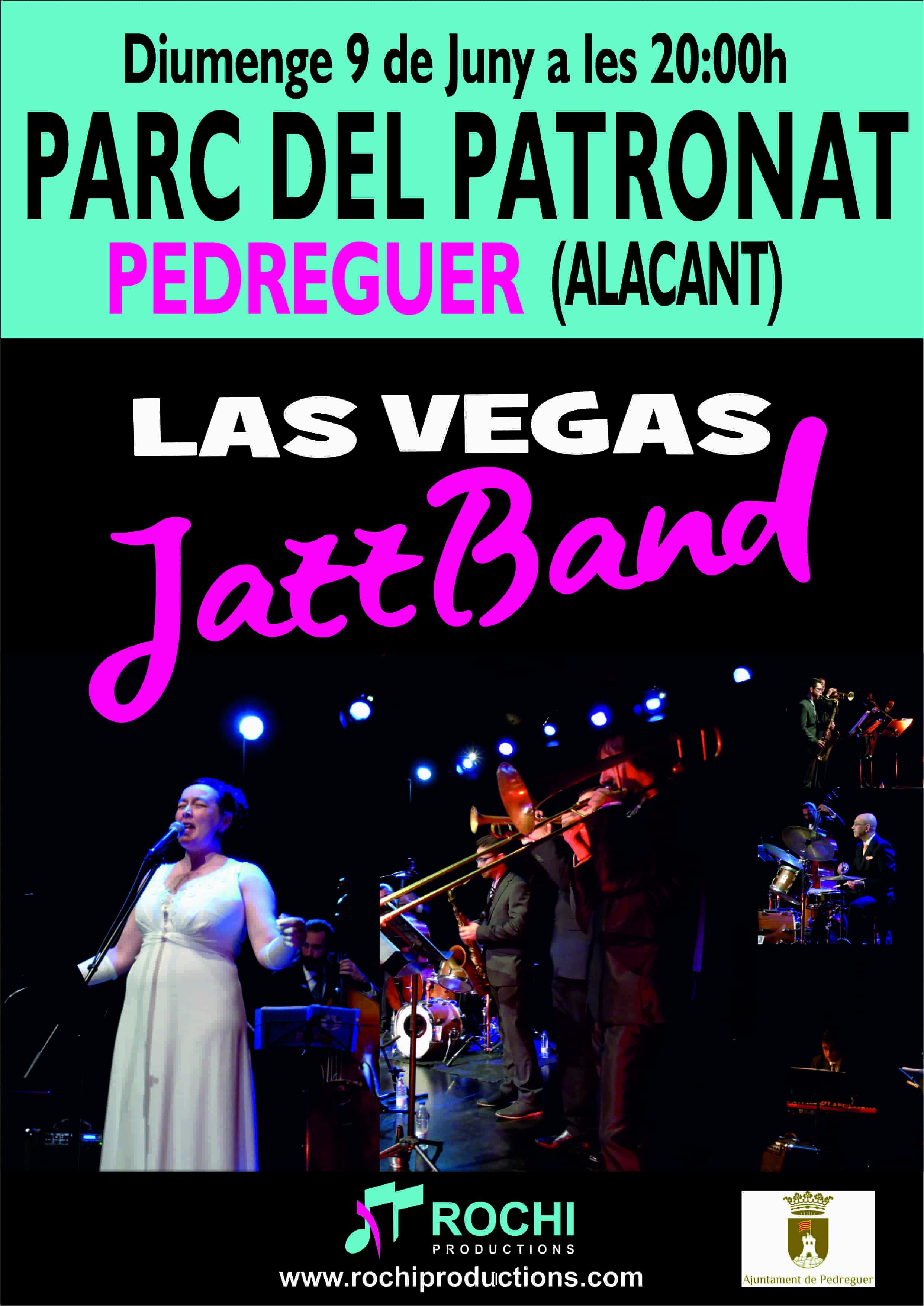 Las Vegas Jazz Band en Pedreguer