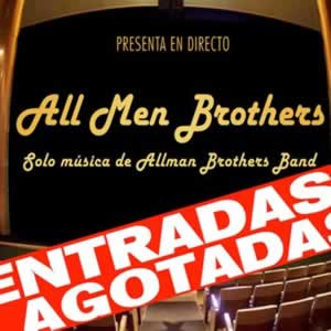 ALL MEN BROTHERS – EL MEJOR HOMENAJE DE EUROPA