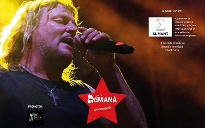 +dMANÁ, banda tributo, regresa a la Sala Jerusalem de Valencia