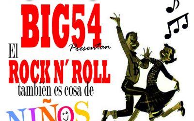 El Rock And Roll también es cosa de niños – 14 de Agosto – La Pobla de Vallbona