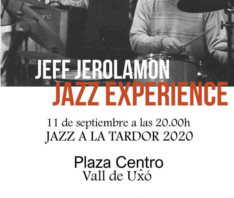 """PRESENTACIÓN DEL NUEVO TRABAJO DISCOGRÁFICO DE JEFF JEROLAMON JAZZ EXPERIENCE, """"FIRM ROOTS"""""""