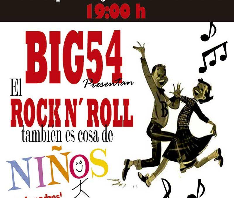 El Rock And Roll también es cosa de niños – 20 septiembre – Quart de Poblet
