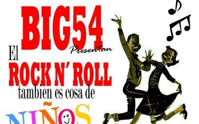 El Rock & Roll también es cosa de niños y de padres Teatro Municipal de Algemesí 17 de Octubre a las 18.00h