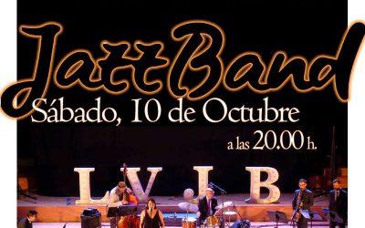 Las Vegas Jazz Band – Sábado 10 octubre – Almassora