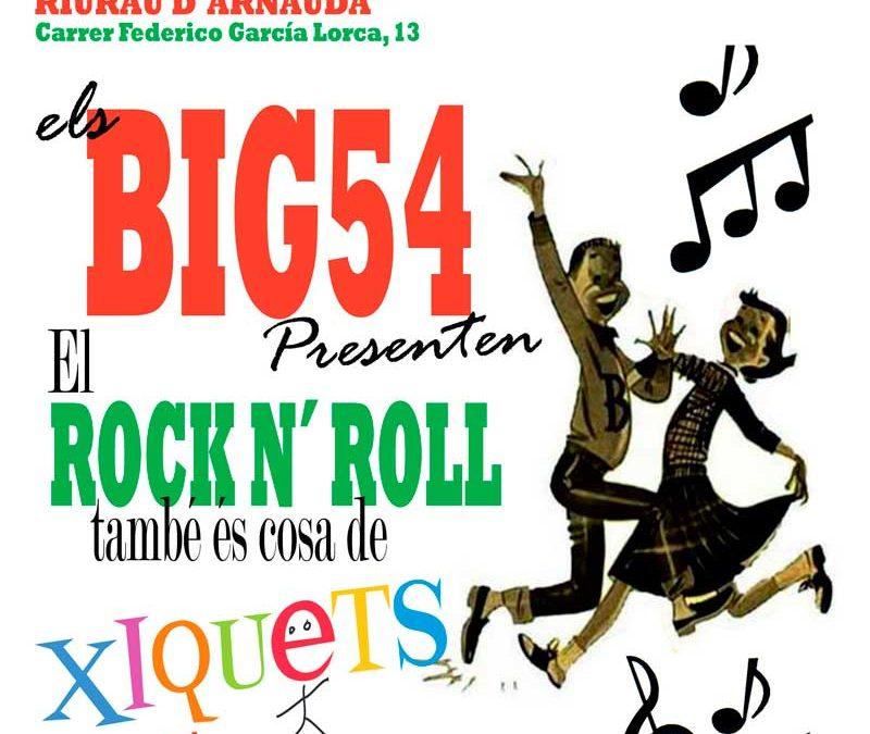 El Rock & Roll es cosa de niños ..y de padres el domingo, 8 de Noviembre en Xábia.