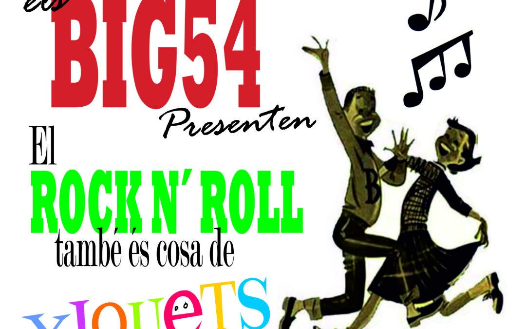 El Rock & Roll es cosa de niños ..y de padres el sábado 8 de mayo en Almassora