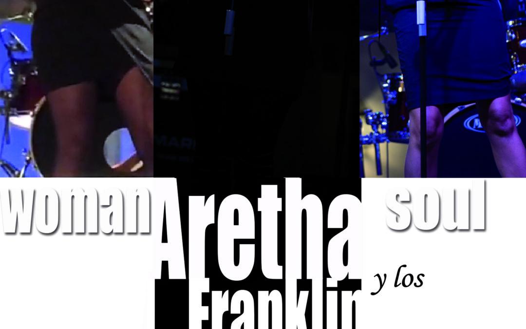 Aretha y los Franklin el sábado 8  de mayo en Quart de Poblet