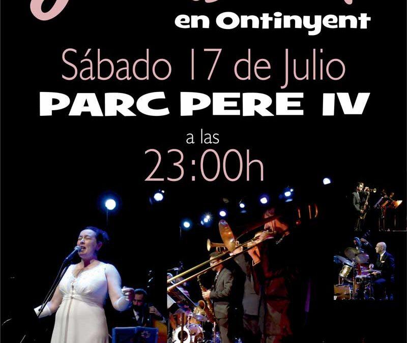Las Vegas Jazz Band el 17 de Julio en el parque Pare IV de Ontinyent
