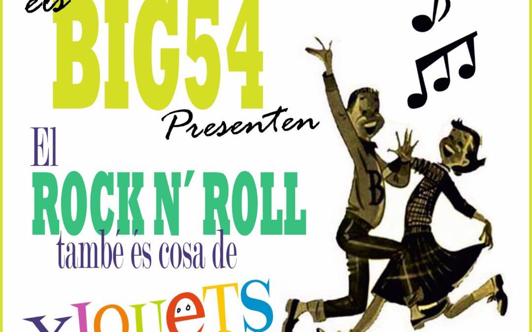 El Rock & Roll es cosa de niños…y de padres el 27 de Agosto en Villajoyosa a las 20.00h