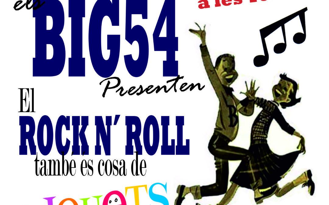 El Rock & Roll es cosa de niños ..y de padres el 14 de Agosto en Paiporta a las 19:30h