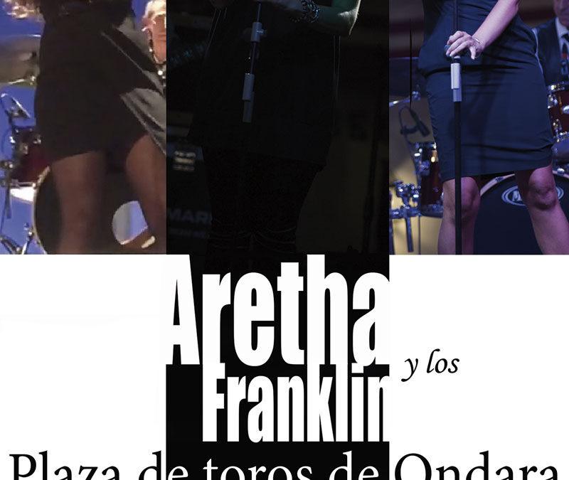 Aretha y los Franklin el 4 de septiembre en Ondara a las 23h